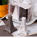 Eiffel Tower Salt and Pepper Shakers