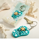 Fun and Funky Flip Flop Key Chain
