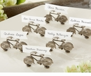 """""""Le Tour"""" Bicycle Place Card/Photo Holder (Quanity of 6)"""