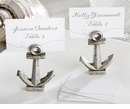 Nautical Anchor Place Card/Photo Holder (Quanity of 6)
