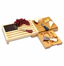 Old Glory Cheese Board