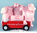 Puppy Love Wagon Gift Set