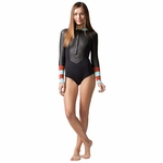 81 Wetsuits - Electric Lady Striper - Women's Wetsuit
