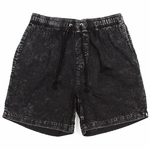 Afends - Black Acid Baywatch Short - Mens Walk Shorts