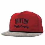 Brixton - Carbon - Hat