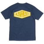 Captain Fin Co - Bulge Standard - Mens T Shirt