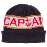 Captain Fin Co - Naval Captain Beanie - Beanie