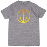 Captain Fin Co - Original Anchor - Mens T Shirt