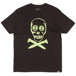 Captain Fin Co - Skull Spikes - Mens T Shirt