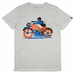Deus Ex Machina - Pedro - Mens T Shirt