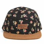 Globe - Galleon 5 Panel - Hat