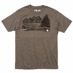 Hippy Tree - Evergreen Tee - Mens T Shirt
