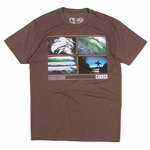 Hippy Tree - Focus Tee - Mens T Shirt