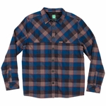 Hippy Tree - Poacher Flannel - Mens Knits