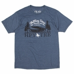 Hippy Tree - Whittle Tee - Mens T Shirt