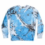Mowgli Surf - Oil Spill - Mens Crew Fleece