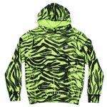 Mowgli Surf - Tiger Punk - Mens Hooded Fleece