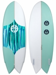 "Regular Surfboards - El Burro Fish 5'6"" - Surfboard"
