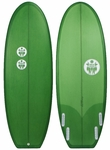 "Regular Surfboards - El Burro Quad 5'5"" - Surfboard"