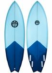 "Regular Surfboards - Fishular 5'10"" - Surfboard"