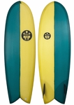 "Regular Surfboards - Roundnose Fish 5'6"" - Surfboard"