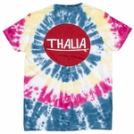 Thalia Surf - Dot Tie Dye - Mens T Shirt