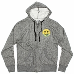 Thalia Surf - Happy Face - Mens Zip Hooded Fleece