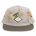 The Critical Slide Society - Fauxwaii 5 Panel Hat - Hat