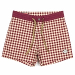 The Critical Slide Society - Gingham - Mens Boardshort