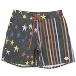 The Critical Slide Society - Stars & Stripes - Mens Boardshort