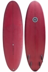 "Tyler Warren - Quadratic Egg 5'6"" - Surfboard"