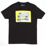 Vans - Captain Fin x Vans - Mens T Shirt