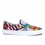 "Vans - Classic Slip-On ""The Beatles"" - Mens Shoes"
