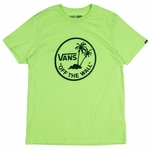 Vans - Dual Palm Island - Mens T Shirt