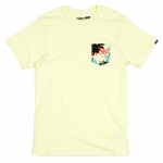 Vans - Palm Camo Pocket Tee - Mens T Shirt