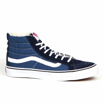 Vans Shoes - Sk8-Hi Slim - Womens Shoes - Click to enlarge