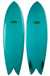 "Weston Surfboards - Fish 6'1"" - Shortboard"