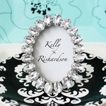 Antique Acrylic Place Card Frame-Wedding-Party-Favors