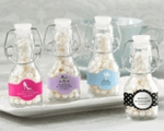 Clear Glass Favors