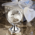 Clear Glass Wedding Favors