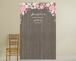 Personalized Photo Booth Backdrops