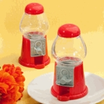 Red Baby Shower Favors