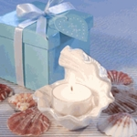 Seashell Wedding Favors