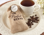 The Perfect Blend Burlap Bags Set/12