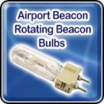 Airport Beacon Bulbs - Rotating Beacon Bulbs - Airport Lighting