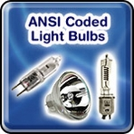 ANSI Coded Light Bulbs