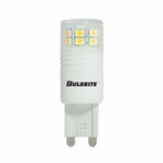 BULBRITE 2.5W T4 120V LED Soft White Light Bulb – G9  Base – 770550