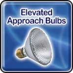 Elevated Approach Light Bulbs - Par Lamps Airport Lighting