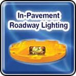 In-Pavement Roadway Lighting
