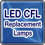 LED CFL Replacement Lamps